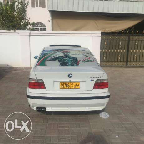 BMW 328 module 96 very clean caondition serious contact only مسقط -  2