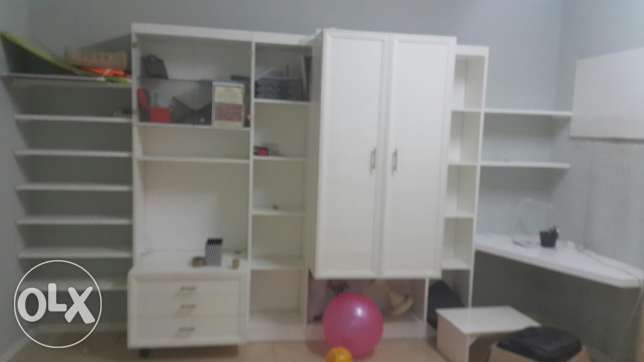 cabinet with wardrobe مسقط -  1