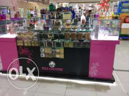 Perfume Shop for sale at dragon mall in barka