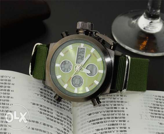 New AMST Watches Men water resistant urgent sale مسقط -  5