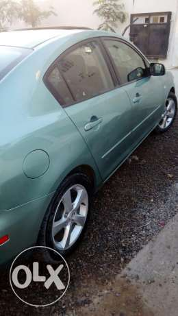 Made in Japan ..Mazda 3 Full option with sunroof..Urgent Sale