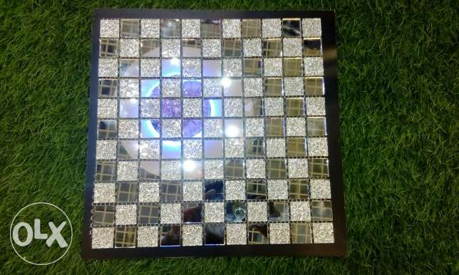This is mosaic design.
