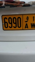 Number for sale 6990 A W