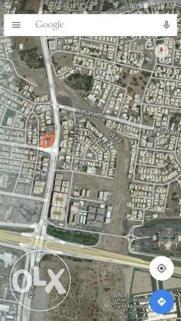 Commercial land sale priem location azeiba بوشر -  3