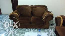 Sofa 7 Seater (3+2+1+1) very Good condition with table