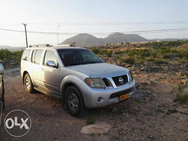 Nissan pathfinder 2008 in excellent condition for sale low mileage