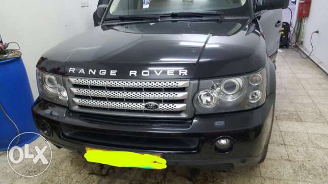 Rang Rover sport SuperCharged 2008