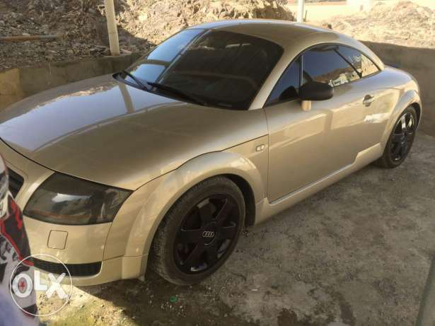 Audi 2001 40 TT 175000 KM Good condition & very well maintained