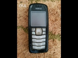 Nokia 3100 The mobile is in a good condition