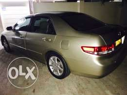 honda accord in good condition