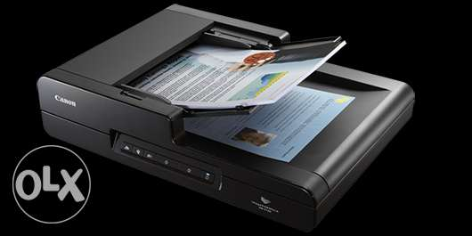 Canon scanner DR-F120 (good price)