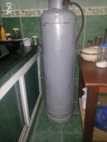 Big Gas cylinder for urgent sale