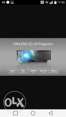 New Mini Led projecto SD50 السيب -  4