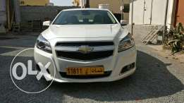 Expat used 2013 Chevrolet Malibu LTZ 2.3 with Special Number