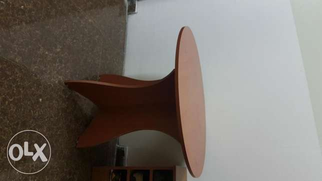 Table & chair for sale
