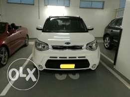 Low mileage 2015 Kia Soul 2.0 ltr