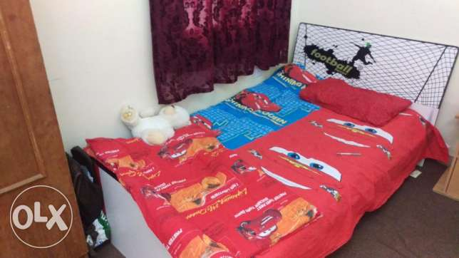 Home centre kid bed for sale on 25 OMR