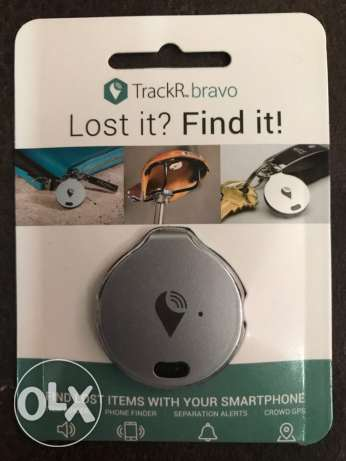 TrackR Lost if? Find it !