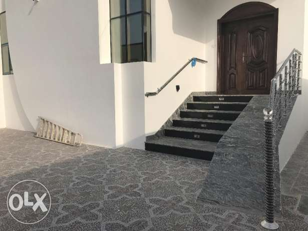 Brand new Twin villa for sale in al khod 7 with verry nice