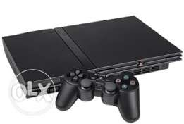 Play station 2 (PS2) with more then 20+ games in perfect condition