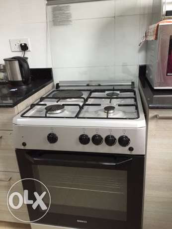 gas stove with oven مسقط -  2
