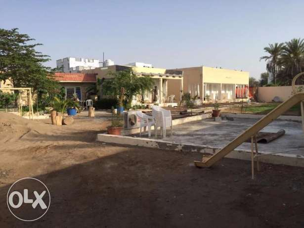 nice farm for rent in wadi al lawami 2000 ro