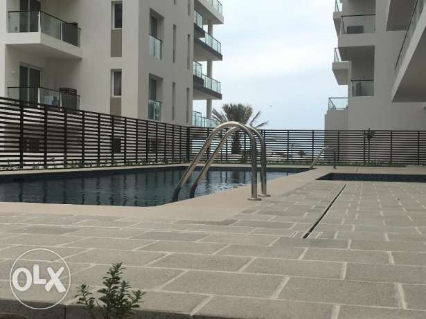 The wave Muscat Ground Floor Apartment - Almouj