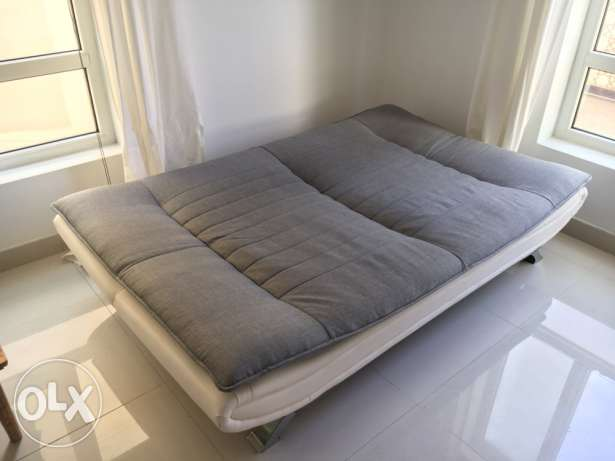 Great condition sofa bed - 85 OMR مسقط -  3