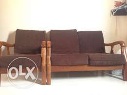 three person sofa