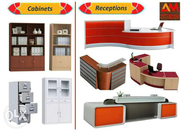 Office,Shop,Saloons,Restaurants Decor & Complete glass & Carpentry مسقط -  7