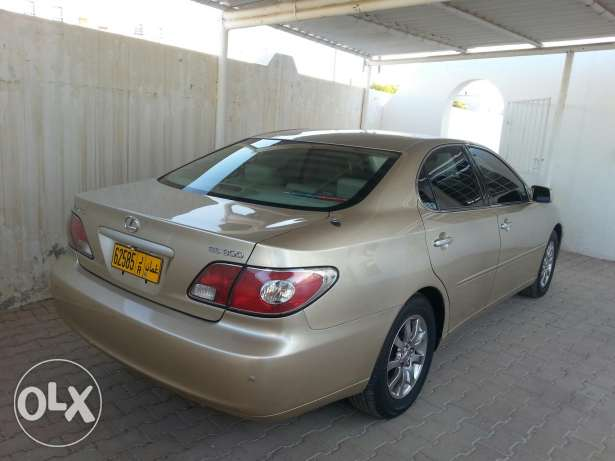 Lexus ES300 Sale or change with Toyota Corolla السيب -  2