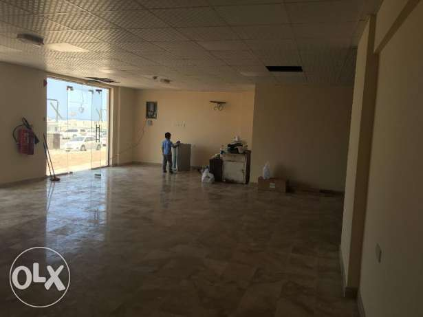 w1 commercial shops for rent in bowsher opposit daulphin village بوشر -  3