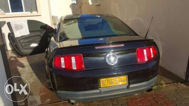 Ford Mustang For Sale 2012 Model مسقط -  4