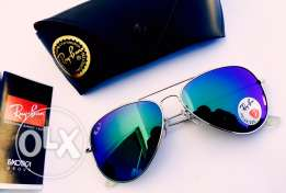 Rayban sunglasses winter collection.8 omr upwards