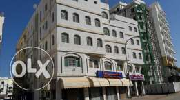 Flats for rent in Ghubra main Road