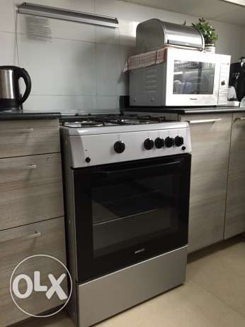 gas stove with oven مسقط -  3