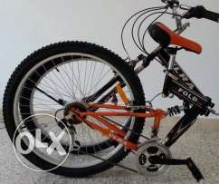 VLRA Folding Mountain Bike