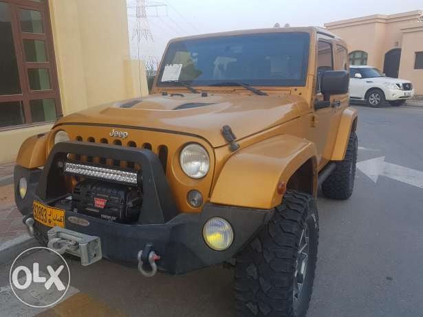 2014 Modified Wrangler Rubicon
