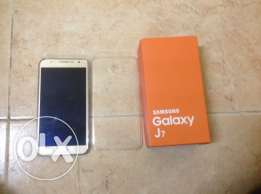Samsung Galaxy j7 with 6 month warranty