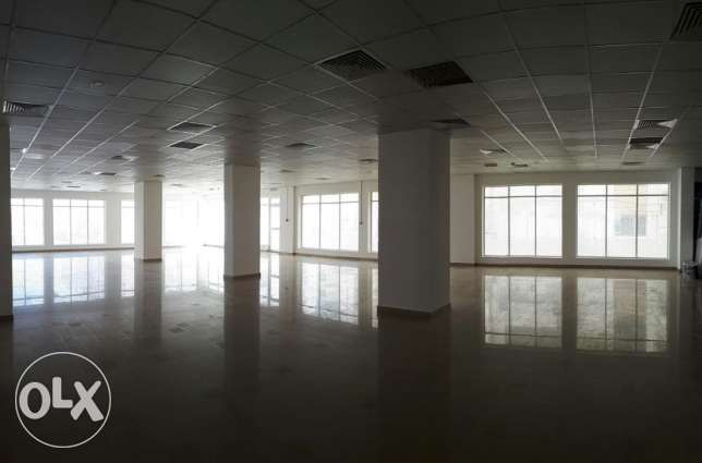 575SQM Space Commercial FOR RENT in Al Khuwair near Zawawi Mosque pp78