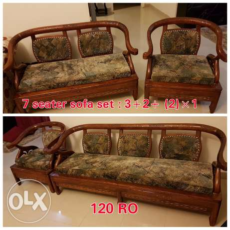 Vaious home furniture for sale, very good condition