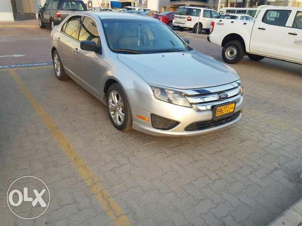 Ford fusion 2012 sale in ruwi