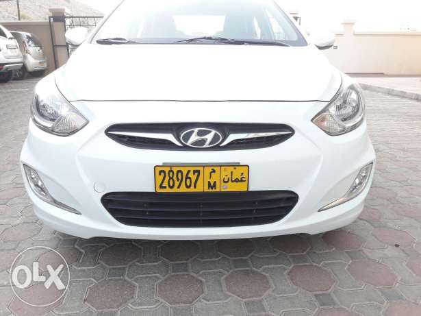Excellent Condition.2014 Hyundai accent