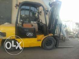 Forklift godrej 3 ton for sale avilable