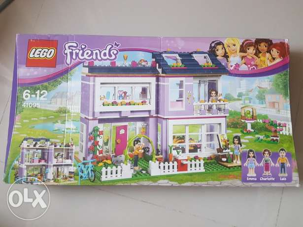 New Lego friends