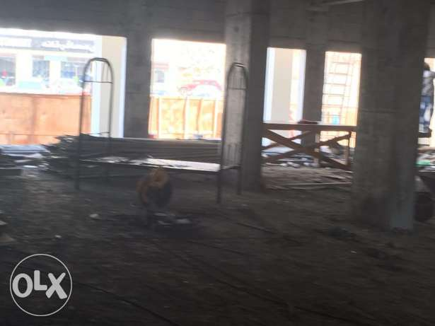 commercial grounf floor + basemant for rent in boshar al maha street بوشر -  7