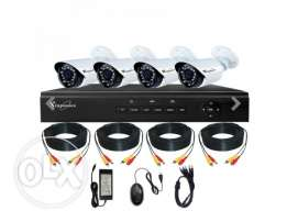 Winpossee AHD bullet camera kit