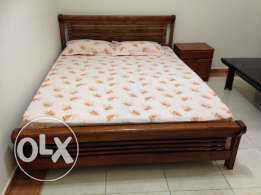 Fully furnished room with attached bathroom is available in Ghubrah