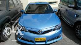 Toyota camry 2013 blue cash or finance 7 years without paymant