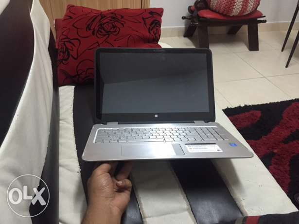 hp enny series laptop for urgent sale العامرّات -  4